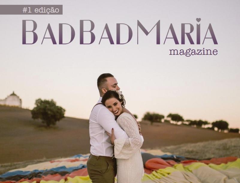 #1st Edition Bad Bad Maria Magazine