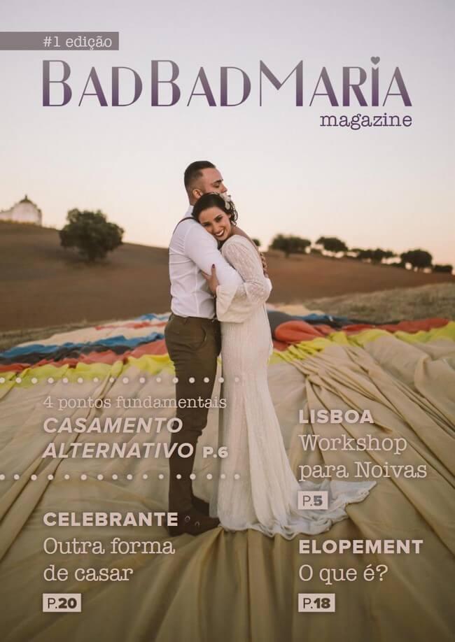 #1 Edição Bad Bad Maria Magazine