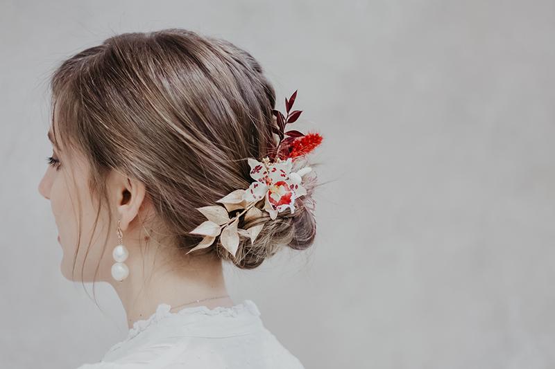 Pé de Flor - Headpieces
